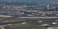 Newark Airport Runway