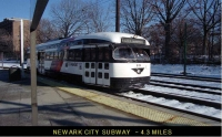 Newark City Subway