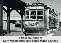 Newark Trolley Car 1
