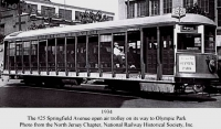 Newark Trolley Car 2