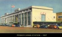 Penn Station - 1937