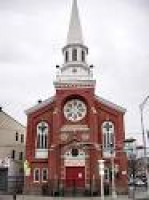 St. Stephens Church in the Ironbound